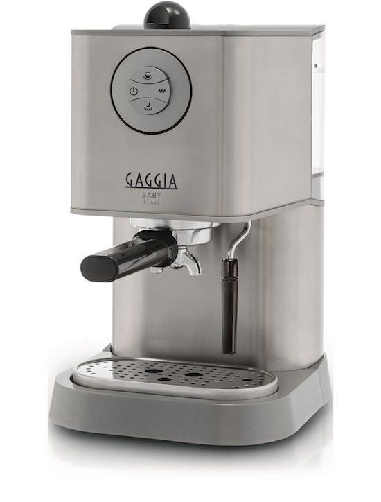 GAGGIA | Macchina per caffè espresso – BABY RI9301/01 [BROCHURE] - http://www.complementooggetto.eu/wordpress/gaggia-macchina-per-caffe-espresso-baby-ri930101-brochure/
