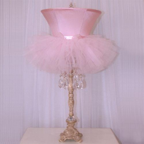 Tutu Lamp from PoshTots: Lamps, Safe, Craft, Baby, Princesses, Princess Room, Tutu Lamp, Girls Rooms