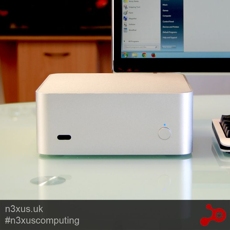 A computer which thinks as fast as you do.  #n3xuscomputing #buildapc #custompc #minipc #htpc #intel #gigabyte #itx