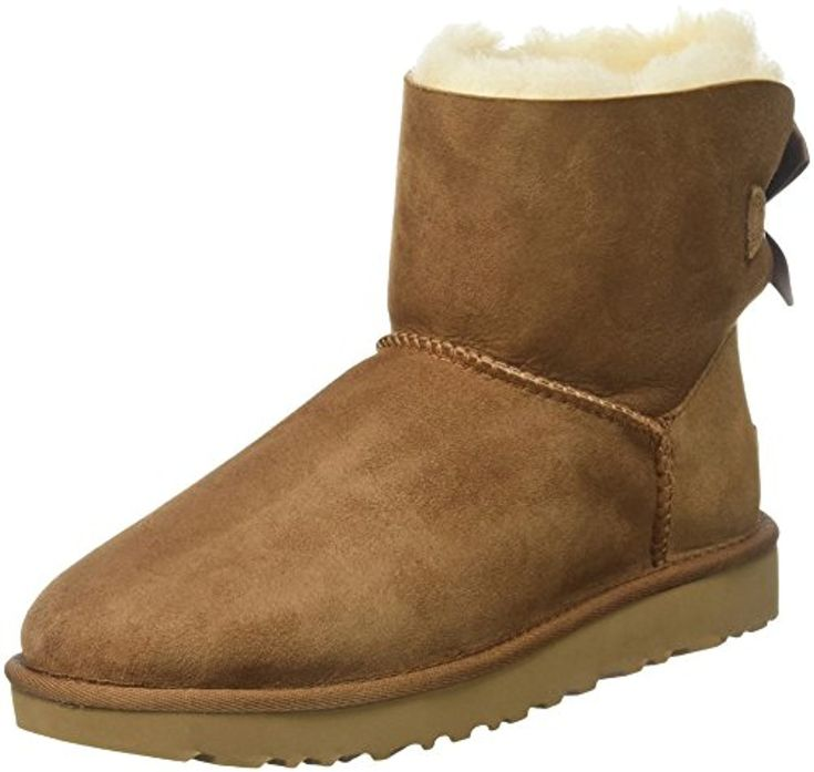 UGG Australia Mini Bailey Bow, baskets montantes femme 2018
