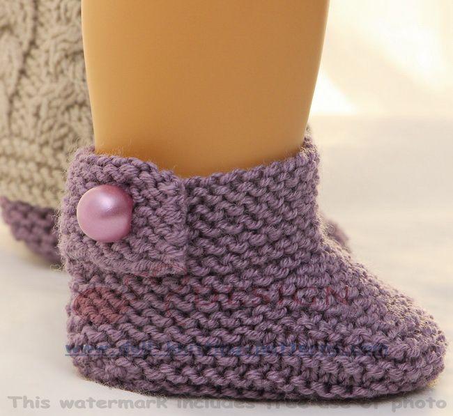 Tricoter des vêtements pour poupée                                                                                                                                                                                 More