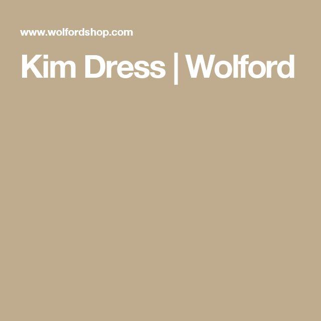 Kim Dress   Wolford
