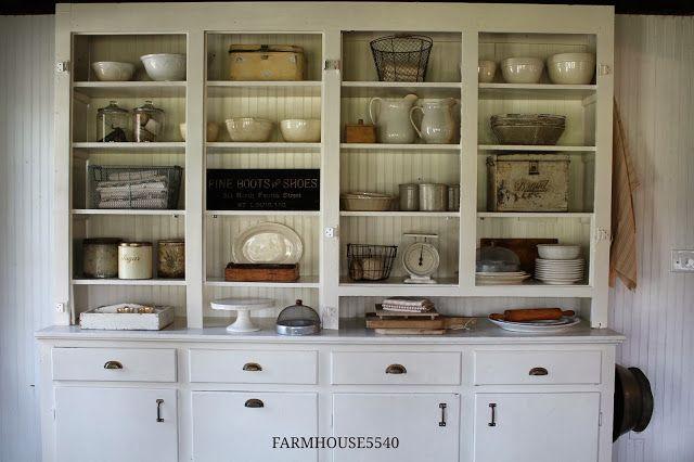FARMHOUSE 5540: Our Welsh Dresser