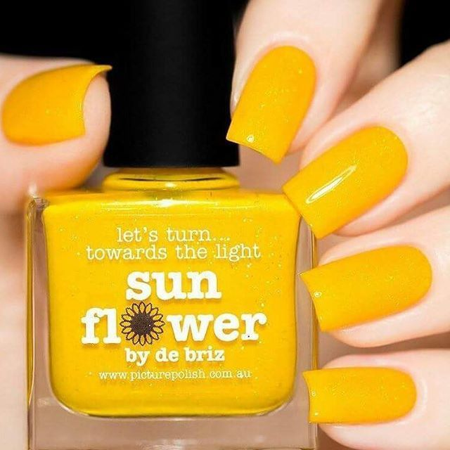 Nail Polish Goes Yellow: 17 Best Ideas About Yellow Nails On Pinterest