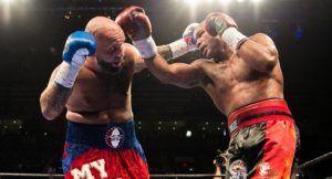 Amir Mansour wins majority decision in slugfest with Travis Kauffman