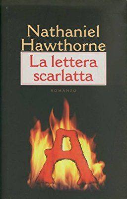 L- LA LETTERA SCARLATTA - NATHANIEL HAWTHORNE - CDE --- 1996 - CS - ZCS46