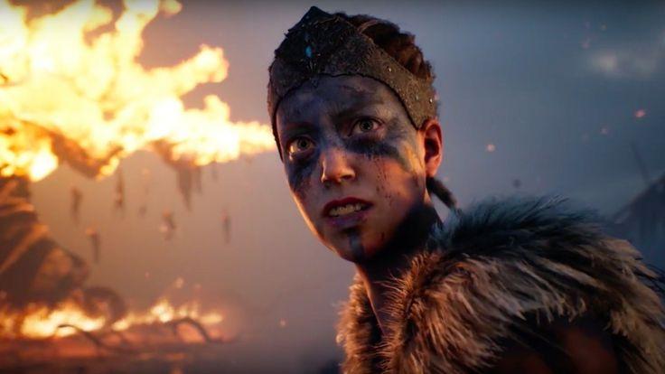 Разработчики показывают процесс создания игры Hellblade, дата выхода которой ожидается в 2016 году. Точные сроки выхода игры пока неизвестны.