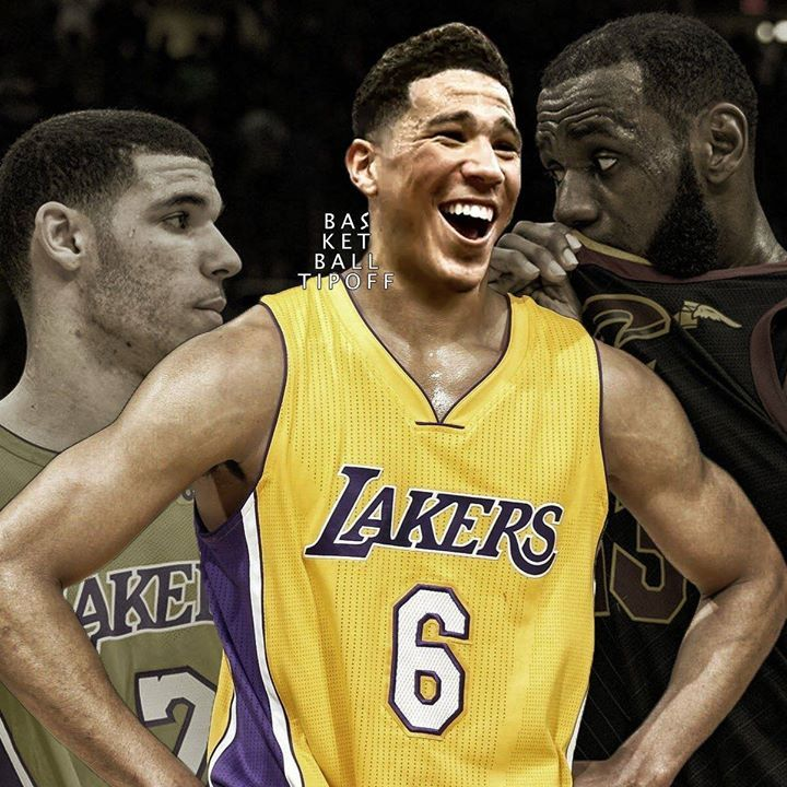 Devin Booker is a franchise player! Does the rest of the NBA recognise this  2d18728c6