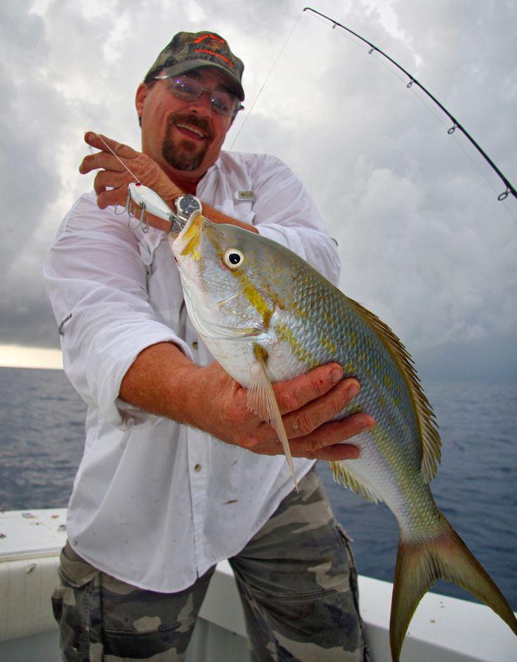 Big Game Yellowtail Fishing In The Keys Pinterest Big