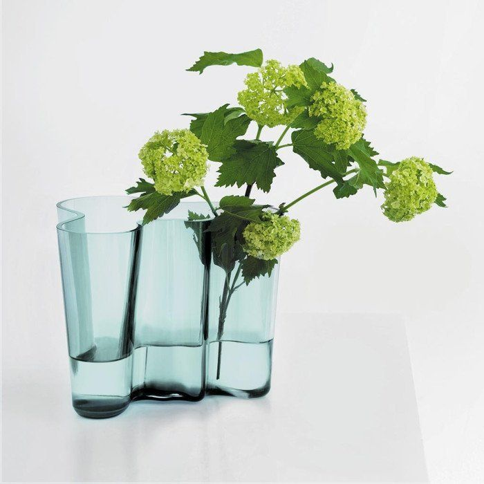 Aalto Vase, 6.25-In. H By Alvar Aalto, from Iittala