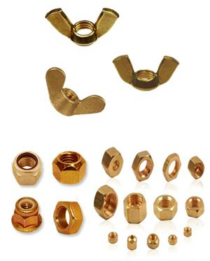 #BrassMetricNuts     Brass Nuts  Brass Hex Nuts Brass Lock Nuts Brass Full Nuts Brass Machined Nuts Bar Turned nuts Brass Metric Nuts We are one of the leading manufacturers, exporters and suppliers of Brass metric and Hex nuts in India.