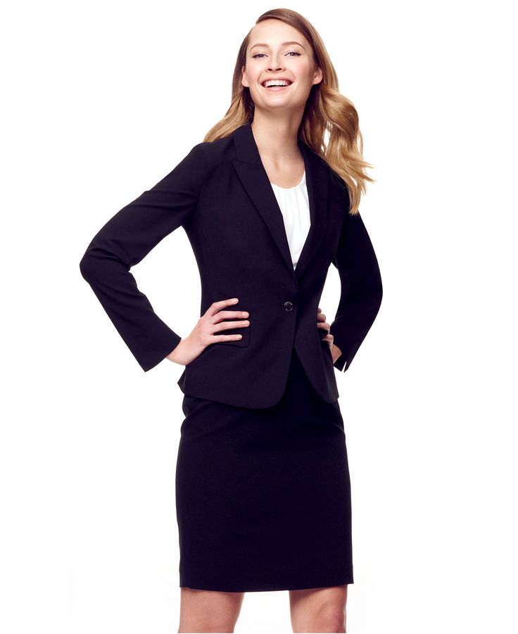 Calvin Klein Essential Suit Separates Collection - All ...