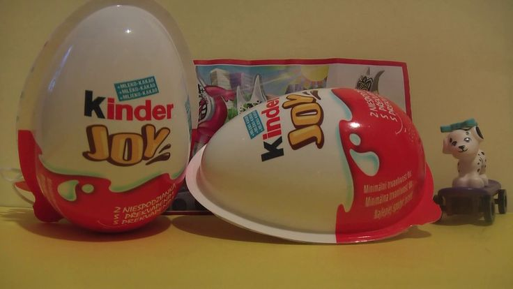 Crazy Friends Kinder Joy  Eggs 2017