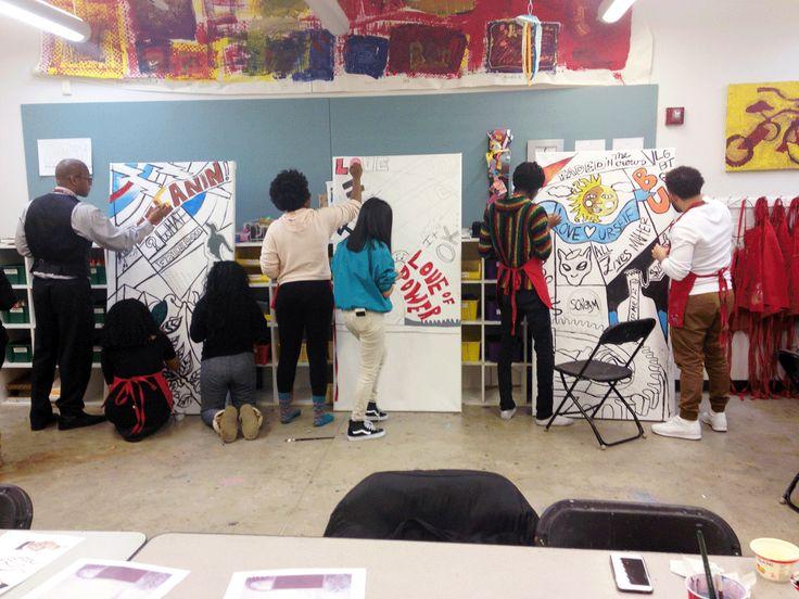 370 best donartnews philadelphia art news blog images on for Black history mural