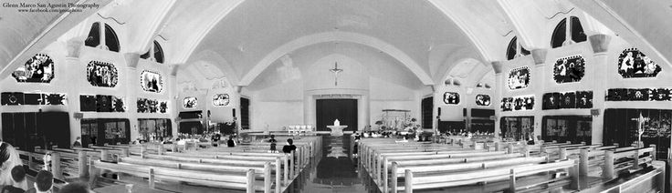 """Metropolitan Cathedral of the Immaculate Conception Architecture / Interior design """"The Zamboanga Cathedral - INFRARED"""" Photo by Faytful13.deviantart.com on @deviantART"""
