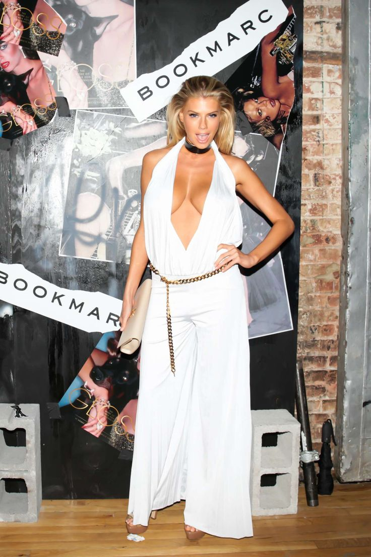Charlotte McKinney – 'The Work Of Chris Von Wangenheim' Book Launch Party in NYC 12 SEP, 2015
