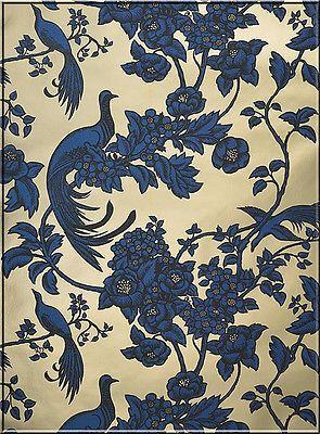 Florence Broadhurst 'Bird of Paradise'