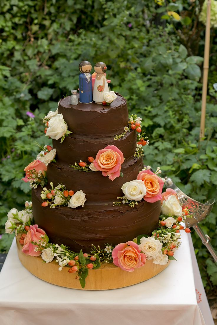 4 tier chocolate wedding cake recipe 25 best ideas about chocolate wedding cakes on 10372