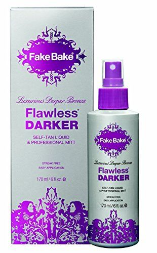 Fake Bake Flawless Darker, 6 Ounce //Price: $