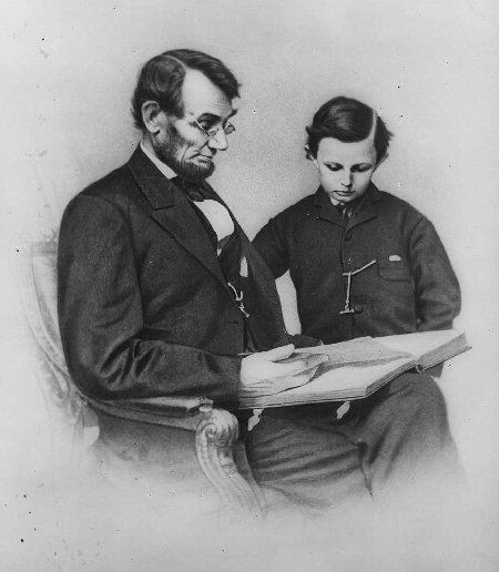 Abraham Lincoln. 16th President of the United States. Some argue his main purpose once in office was to end the institution of slavery. In reality that was not the goal of any Northerner, Lincoln included, at the time. Later on in the war, 1862, yes the Emancipation was passed.