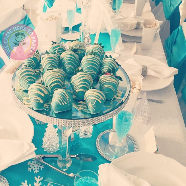"32 Likes, 4 Comments - We Came Here To Party (@wecameheretopartyaus) on Instagram: ""✨LIVE from Vaucluse✨ Our famous blue #chocolate coated strawberries are always a hit """