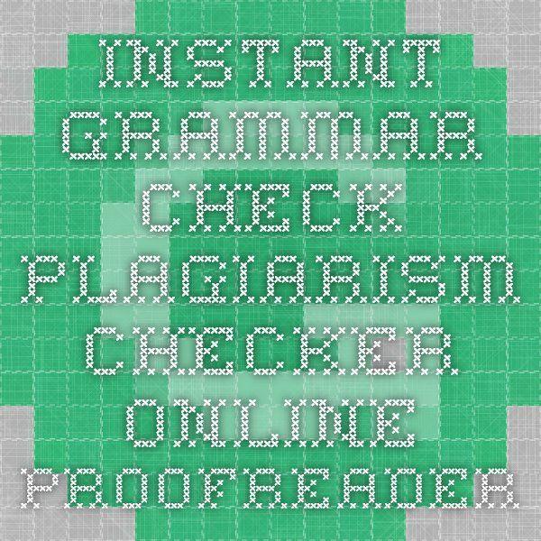 grammatical checker software