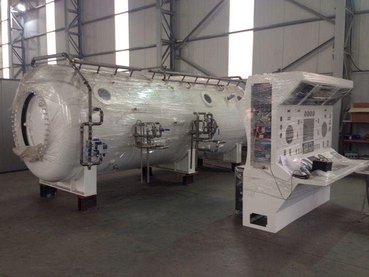 O2deco  chamber