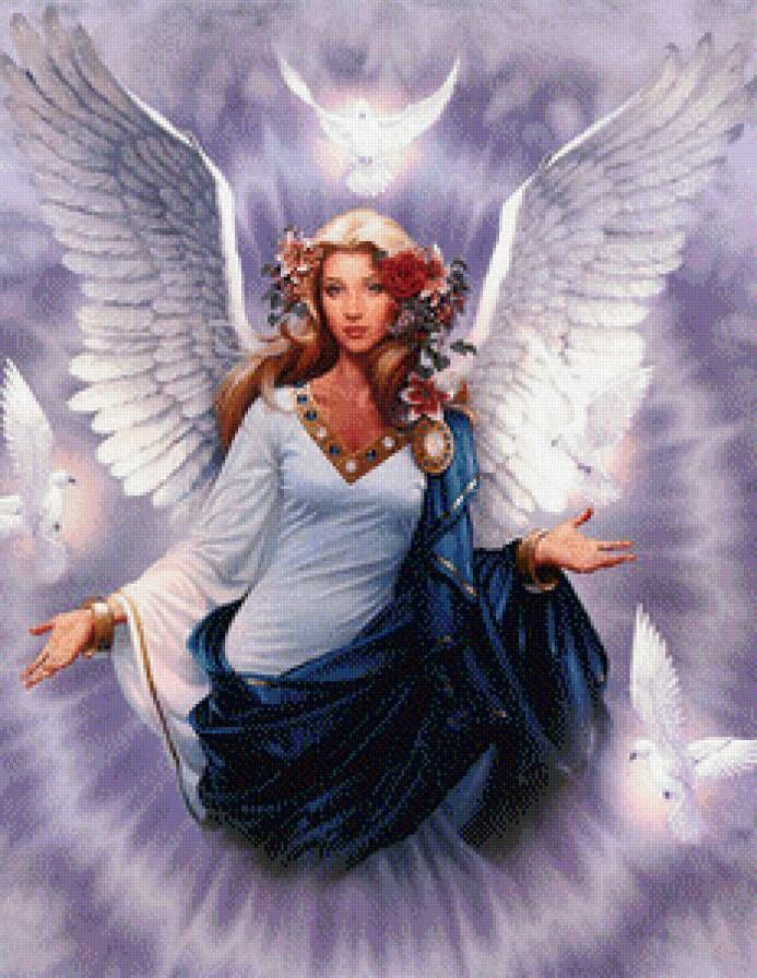 Fantasy - Angel - Gothic Wallpaper | Art Work | Pinterest | Angels ...