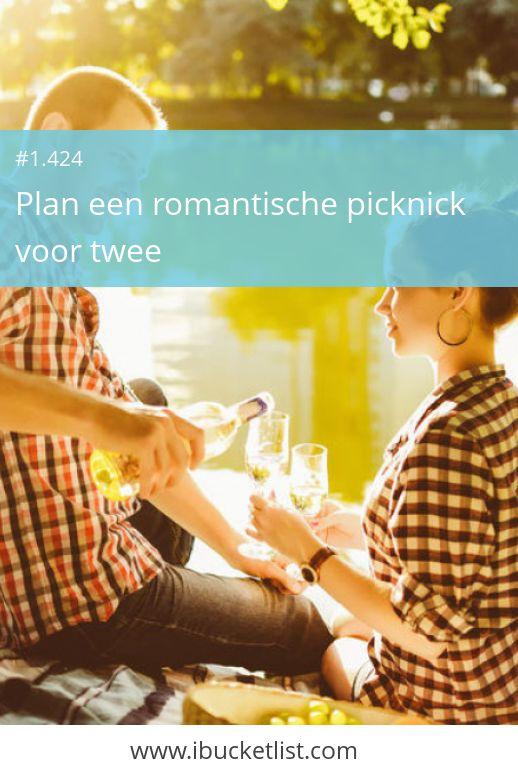Plan een romantische picknick voor twee - iBucketList