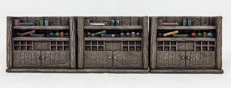 EndTransmission's gaming stuff: Dungeon Saga furniture