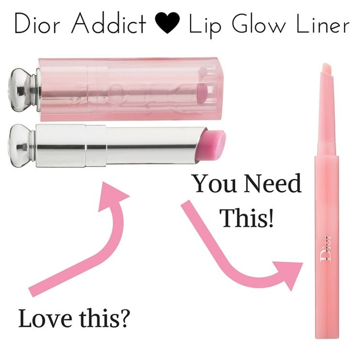 Dior Glow Fans Get This Dior Addict Lip Glow Liner | http://www.musingsofamuse.com/2016/01/dior-glow-fans-get-this-dior-addict-lip-glow-liner.html