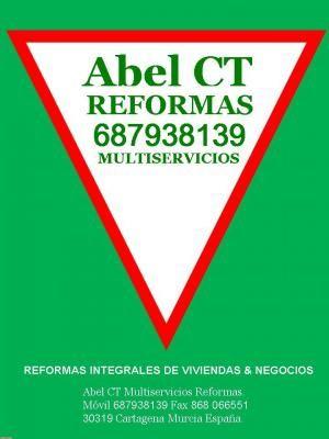 REFORMAS CARTAGENA TORRE PACHECO LA MANGA SAN JAVIER  SAN PEDRO PINATAR MURCIA | reformas / mantenimiento