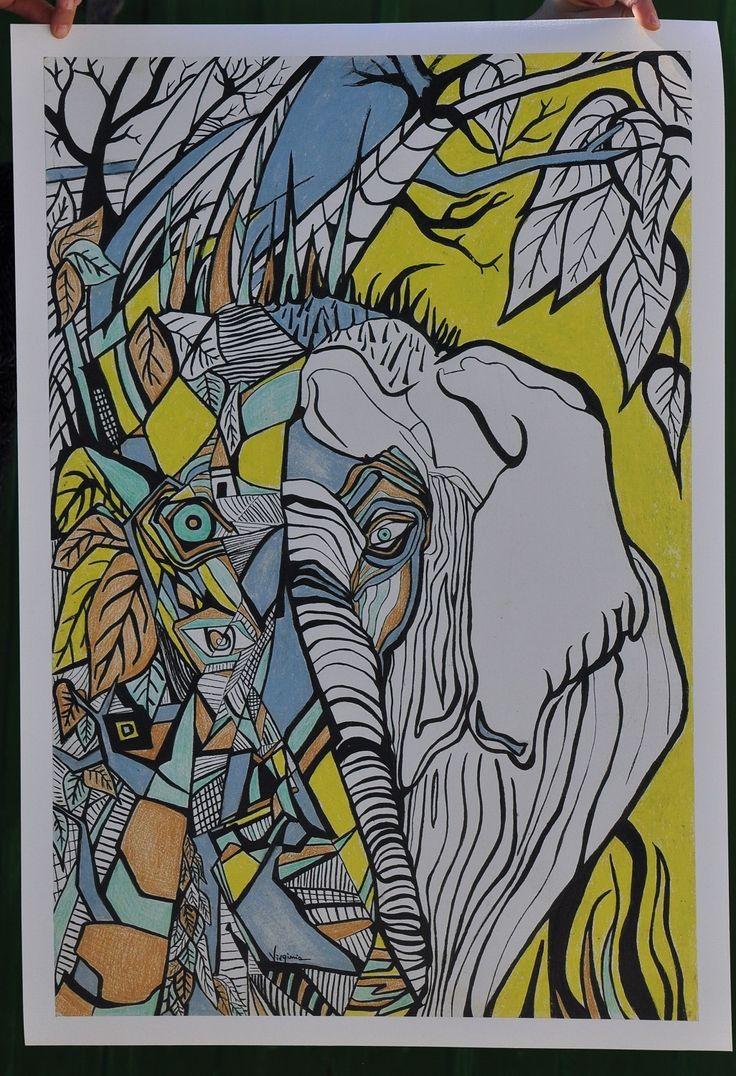 Elefante-wildlife