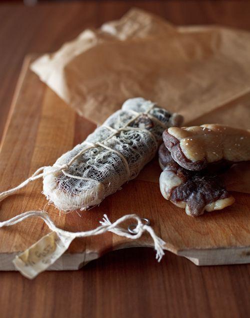 Duck Prosciutto Recipe — Dishmaps