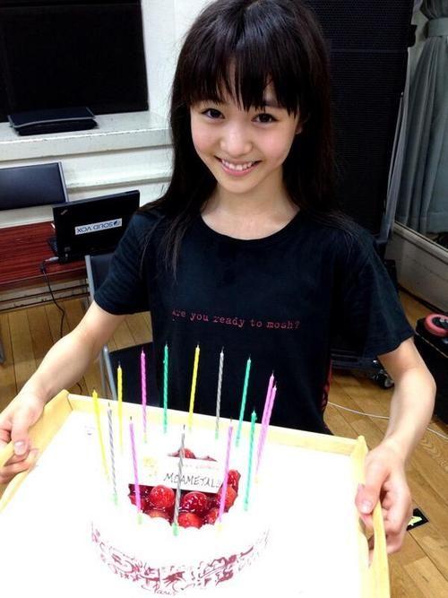 """new-wave-girl:  Twitter - BABYMETAL_JAPAN 7月7日(日)日比谷野音「Rock Beats Cancer … 菊池最愛   """