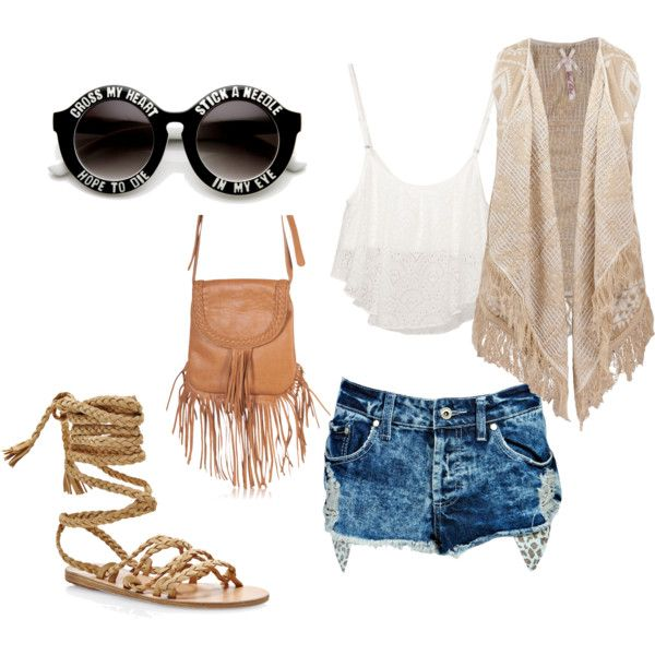 """""""In love with coachella"""" by muteeaa on Polyvore"""