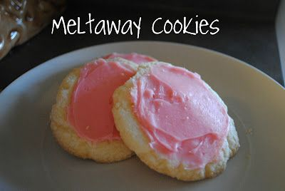 No egg cookies!: Melt Away Cookies, Fun Recipes, Mmmm Cookies, No Egg Cookies, Mommy Diaries, Cookies Snow And Ice Melting, Mixed Recipes, Children S Food, Favorite Recipes