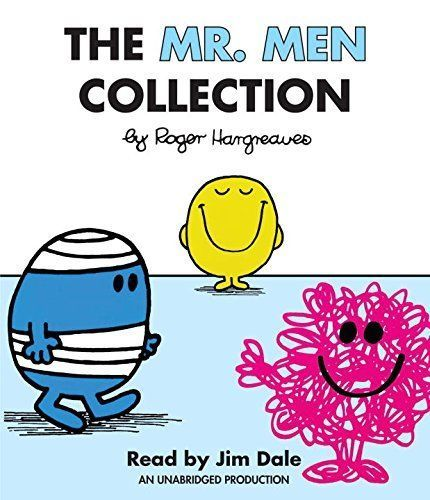 Mr. Men and Little Miss: The Mr. Men Collection : Mr. Happy; Mr. Messy; Mr. Funn