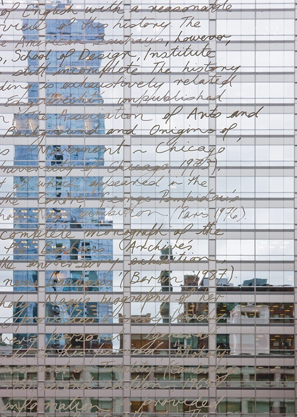 Chicago Map Grid%0A Edward Lifson reviews a new collection of essays  Chicago Makes Modern  How  Creative Minds