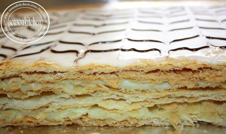 Mille Feuille 100% Maison/Homemade Mille feuille-Sousoukitchen