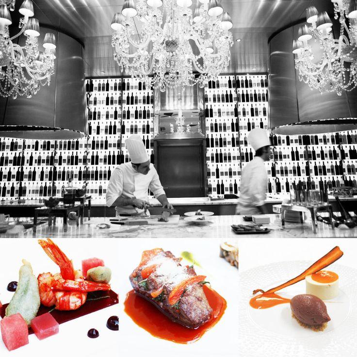 Cited Restaurant L'assaggio - Paris #italianfood #italianchef #italianrestaurant www.100ITA.com