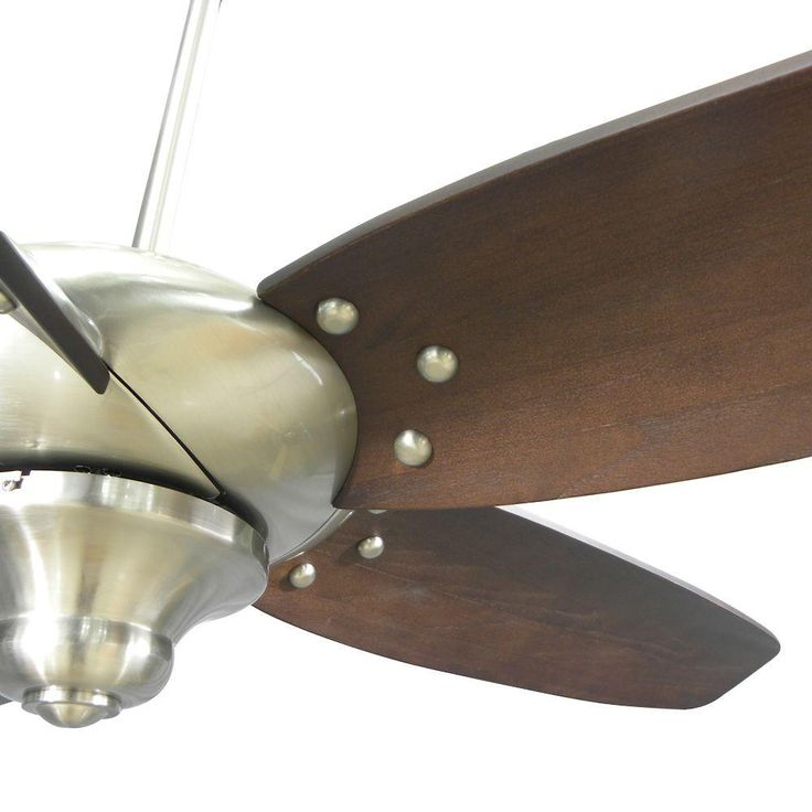 Hampton Bay 68156 Altura 68 in. Indoor Brushed Nickel Ceiling Fan PPPWAE, Avi Depot=Much More Value For Your Money!