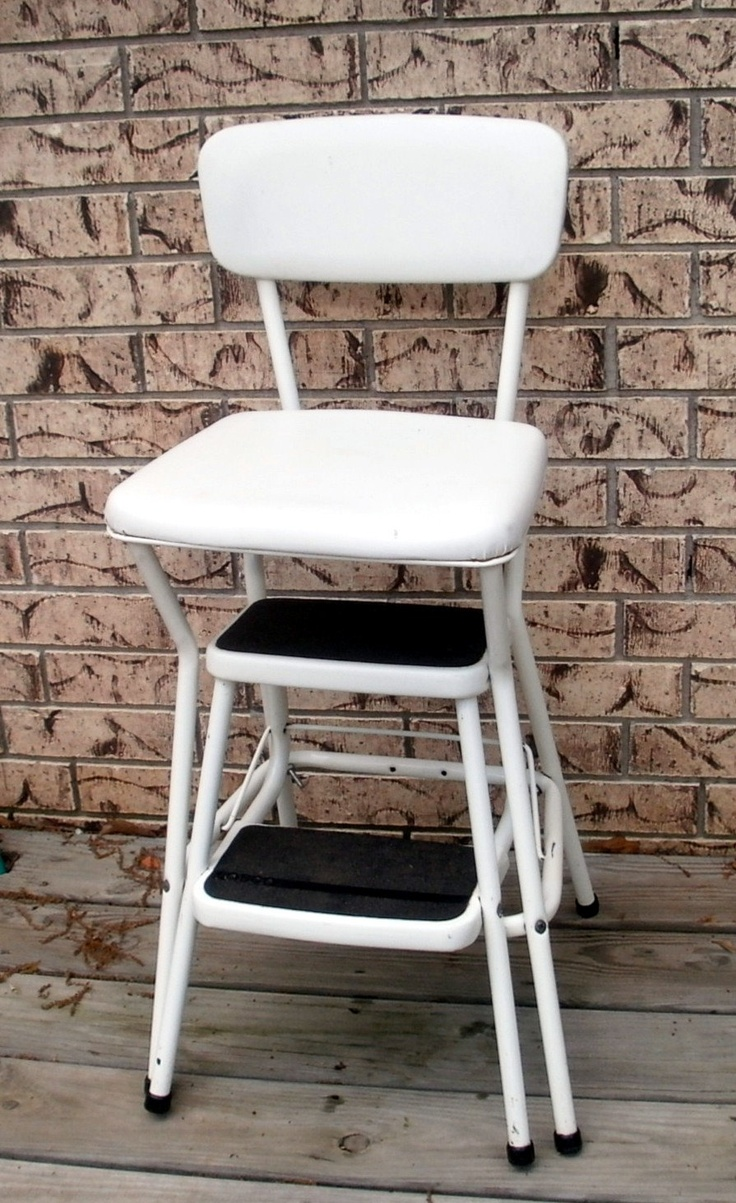 Decorative Step Stools Kitchen 16 Best Images About Step Stool Chairs On Pinterest Vintage My