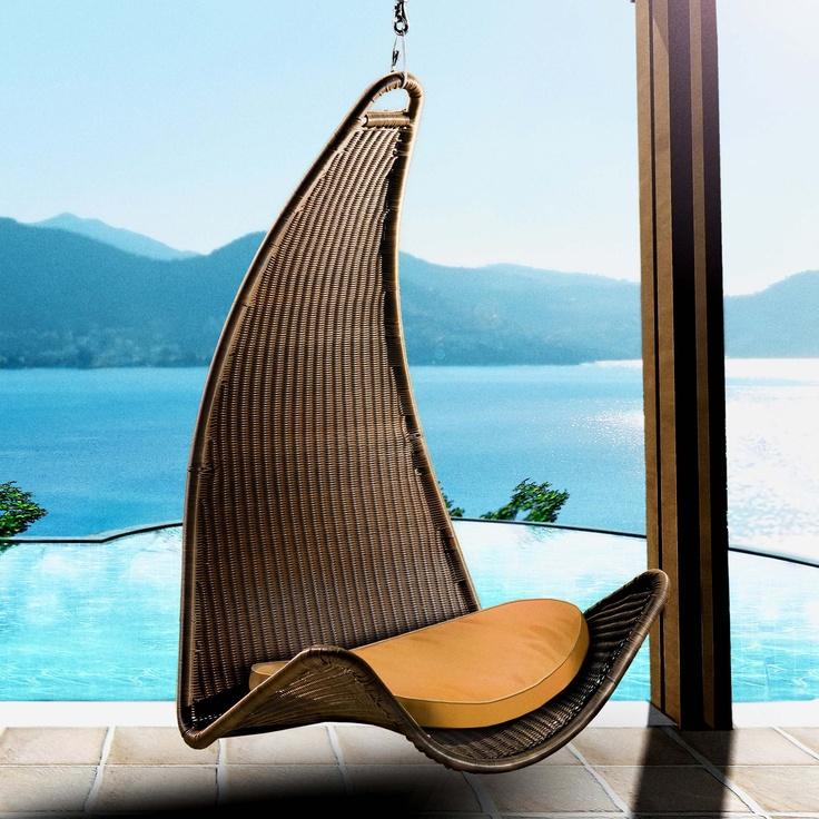 Urban Balance Curve Hanging Chair