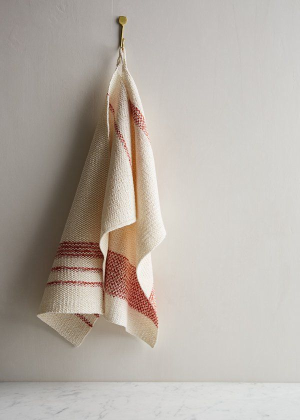 Linen Stitch Hand Towels | Purl Soho