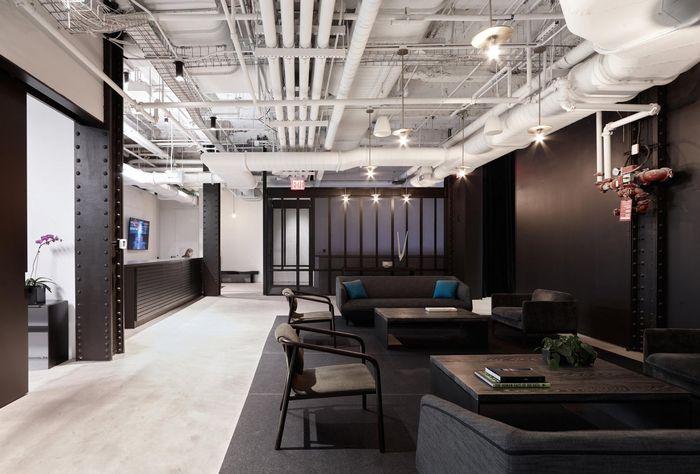 office tour digital media company headquarters new york city rh pinterest co uk