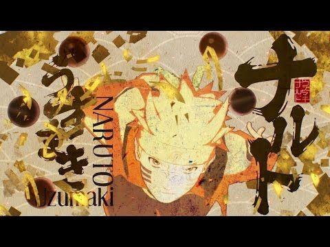 PS4「NARUTO-ナルト- 疾風伝 ナルティメットストーム4」OPムービー(♪KANA-BOON「スパイラル」) - YouTube