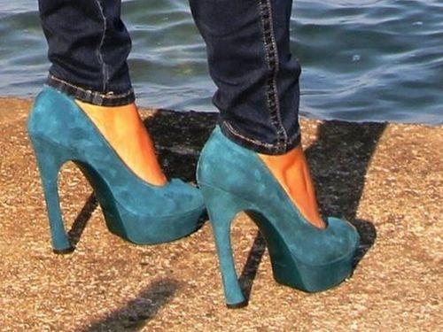 All heels report to my closet immediately