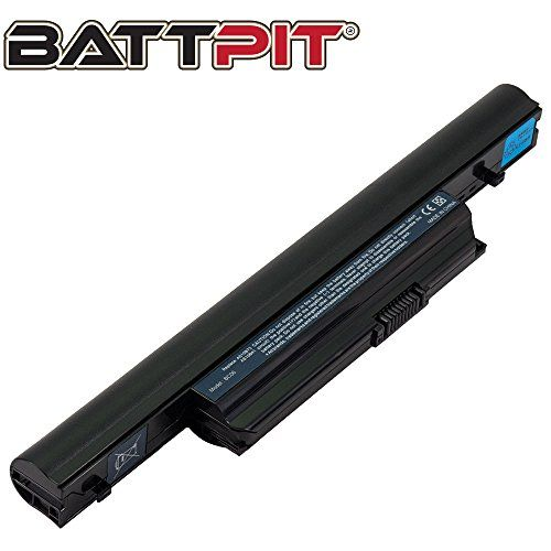Battpit™ Laptop / Notebook Battery for Acer Aspire 5745-7833 Aspire 5745-7247 Aspire 5745-6528 Aspire 5745-5950 Aspire 5745-5981 Aspire 5745-6492 (4400mAh / 48Wh) #Battpit™ #Laptop #Notebook #Battery #Acer #Aspire #(mAh