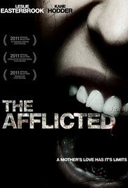 The Afflicted 2010 Full Movie. A story of incomprehensible abuse delivered by an explosively violent mother of four. Journey through the mind of a child that experiences a living hell, defined and defended by the twisted religious beliefs of her mother.